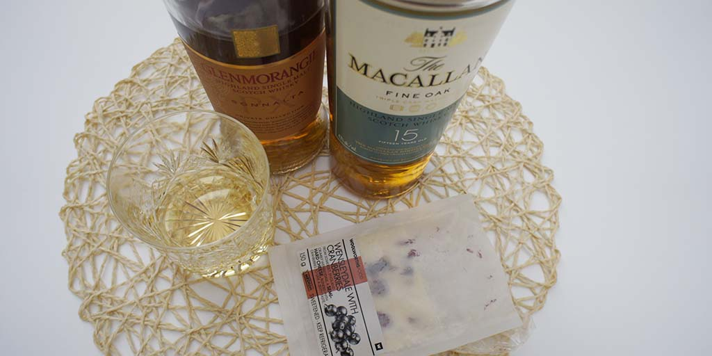 Whisky and Wensleydale cheese pairing header