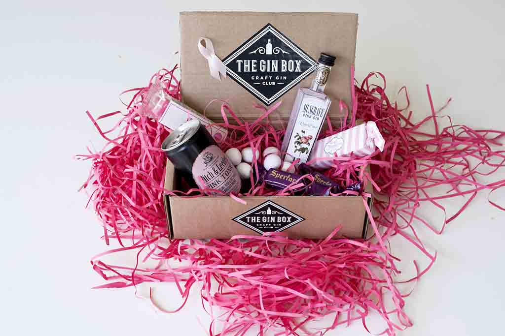 Pink The Gin Box 1