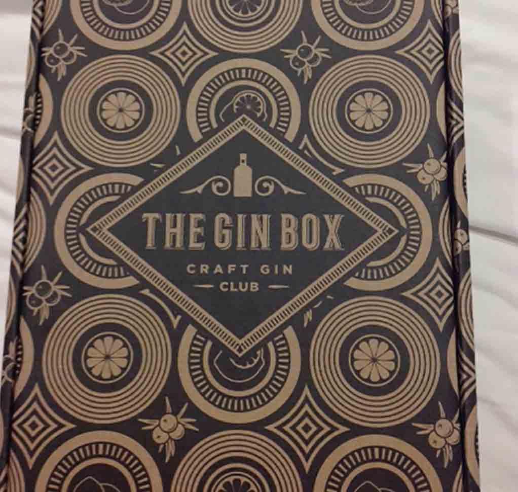 The gin box the box