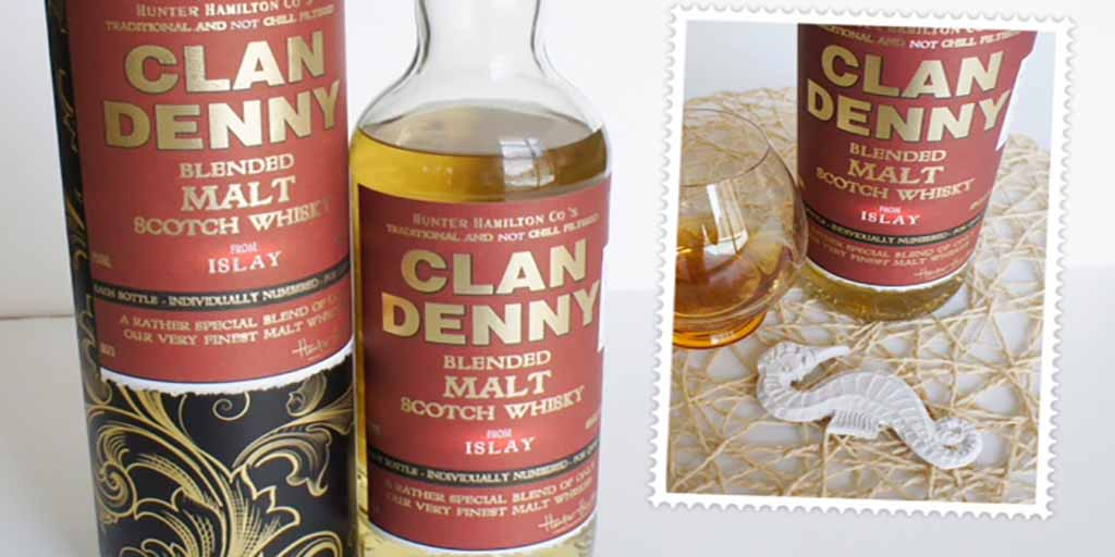 Clan Denny Islay header