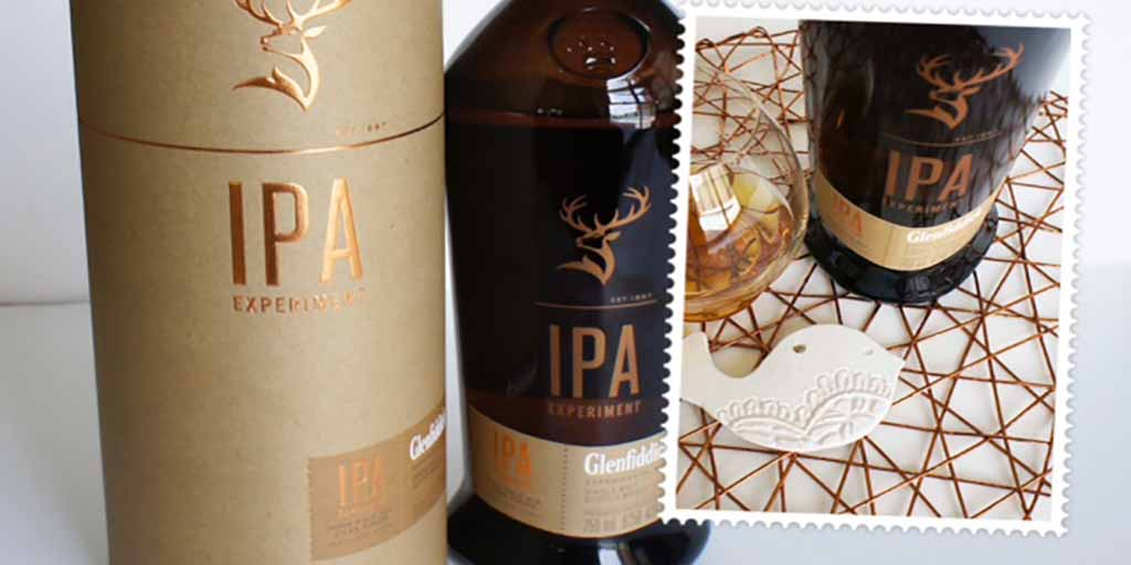 Glenfiddich IPA experiment whisky header