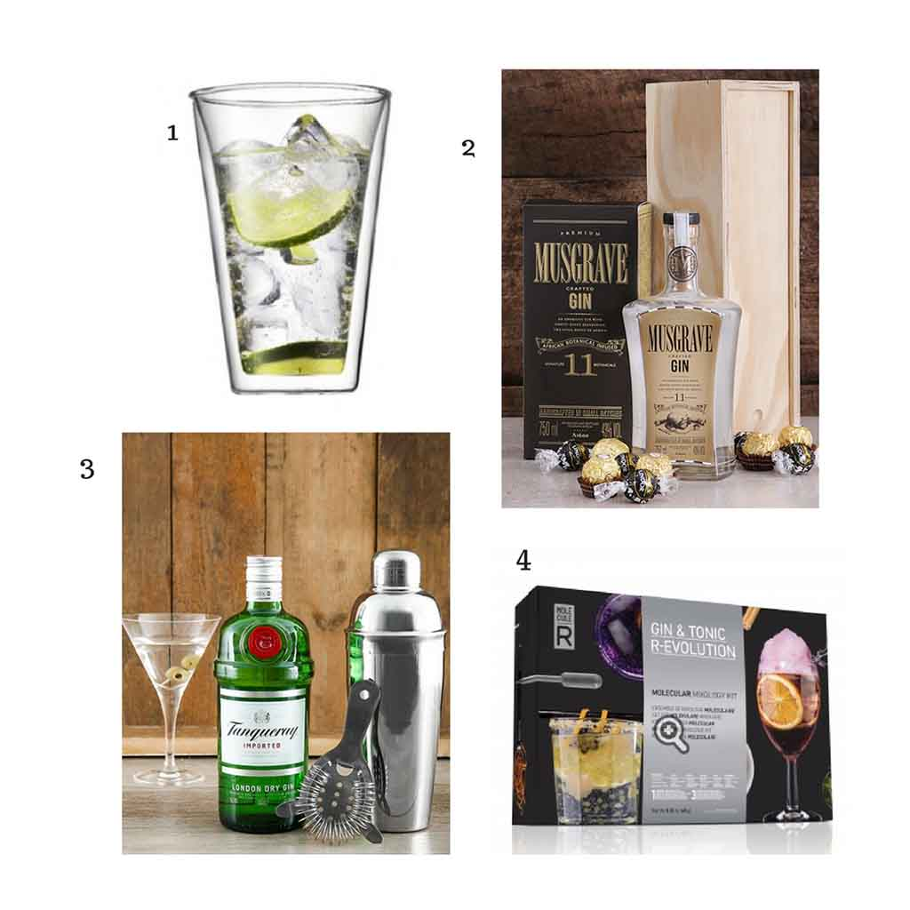 Xmas Gifts for the Gin lover 1