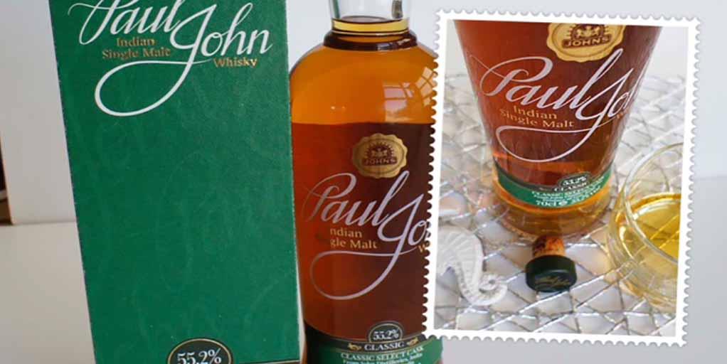 Paul John Classic Select Cask header