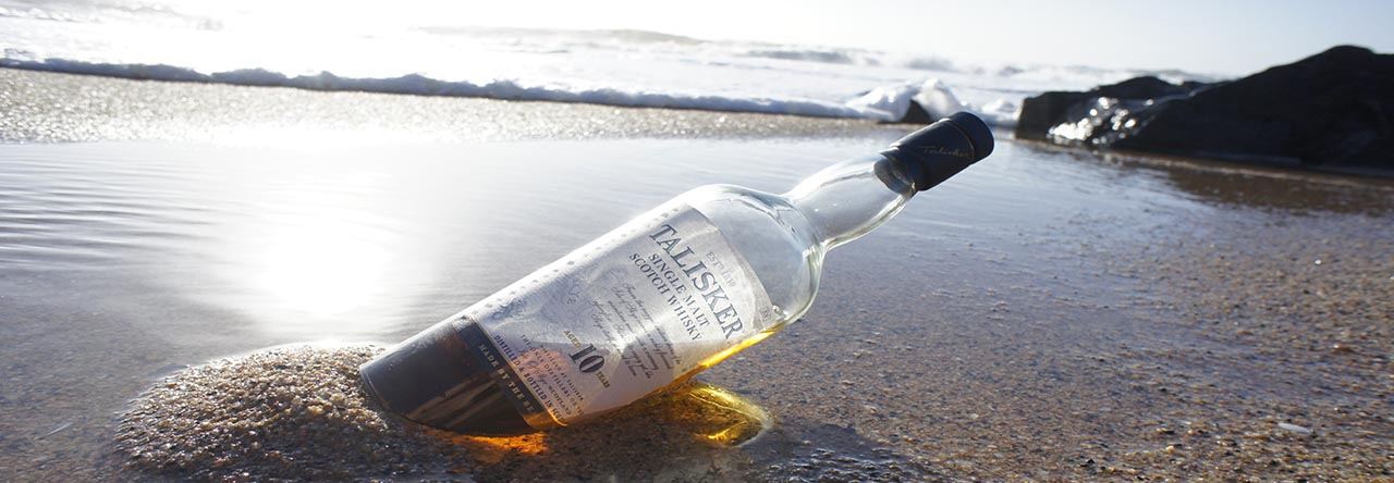 Whisky of the Week talisker blog header