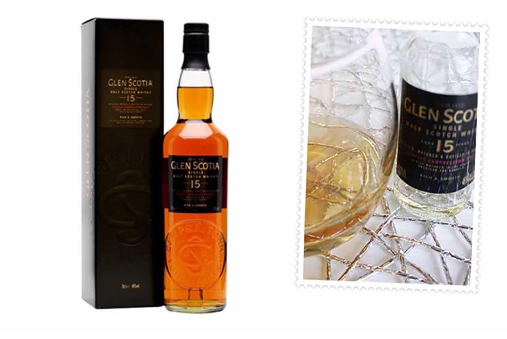 08754882dc8b Glen Scotia 15 yo Whisky - Whisky of the Week - Single Malt whisky